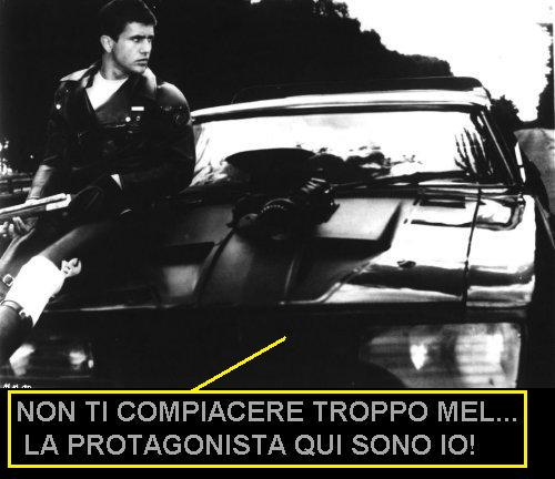 Mad Max e l'auto Interceptor