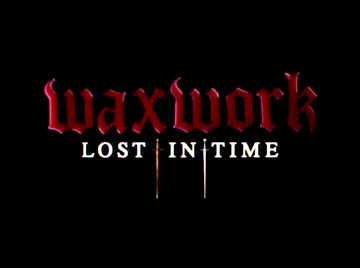 Titoli di apertura di Waxwork 2 lost in time