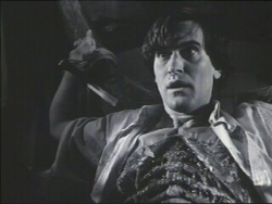 Bruce Campbell in Waxwork 2
