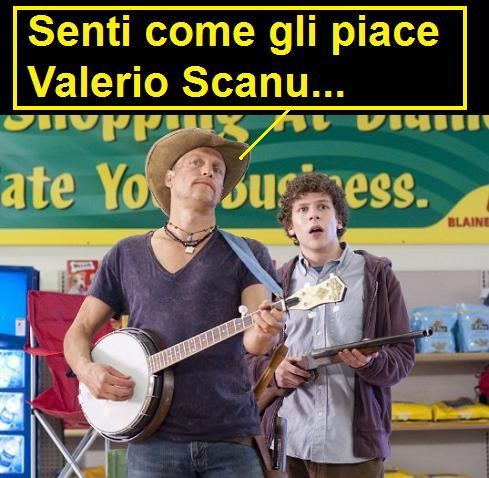 Valerio Scanu in Benvenuti a Zombieland