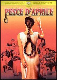 locandina DVD di Pesce d'aprile April fools