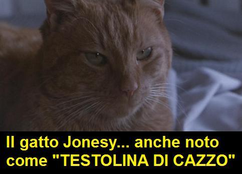 il gatto Jonesy, da Aliens 1986