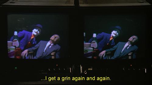 però con la nuova marca Joker torna il ghigno... il ghigno... e il righigno