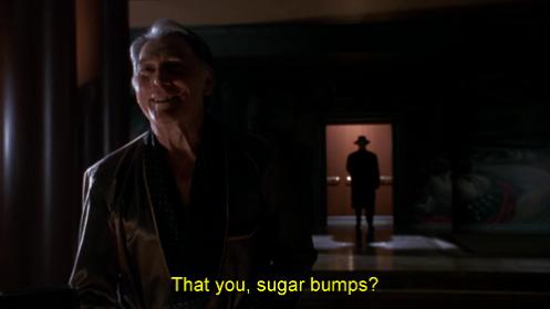 Sei tu, tette di zucchero?