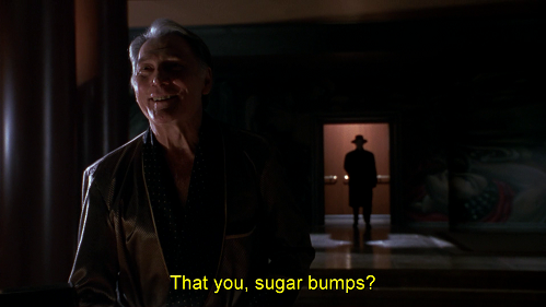 Sei tu, tette di zucchero? Battuta dal doppiaggio di Batman 1989