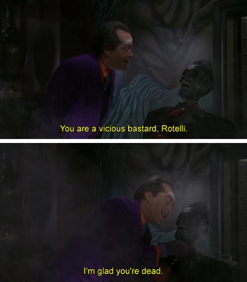 Prima eri una tigre di carta Antoine e adesso sei... carta carbone!