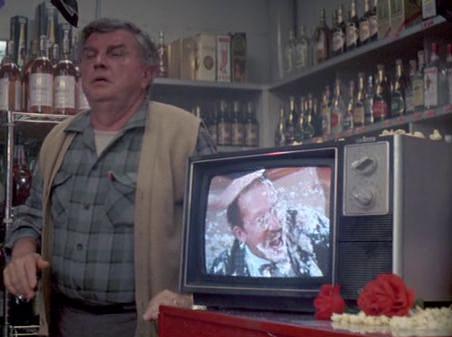 Bixby Snyder nello sketch televisivo di Robocop 1987