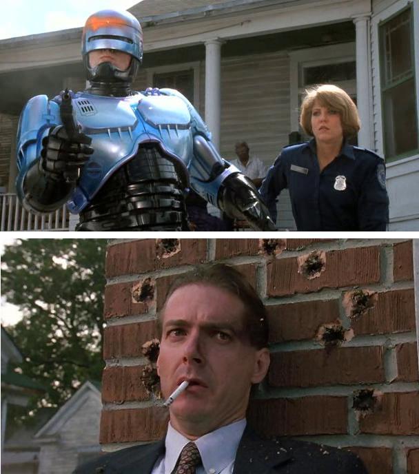 Robocop 2 Fumare uccide, grazie per aver smesso.