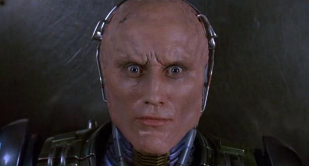 La nuova faccia di Murphy in Robocop 3