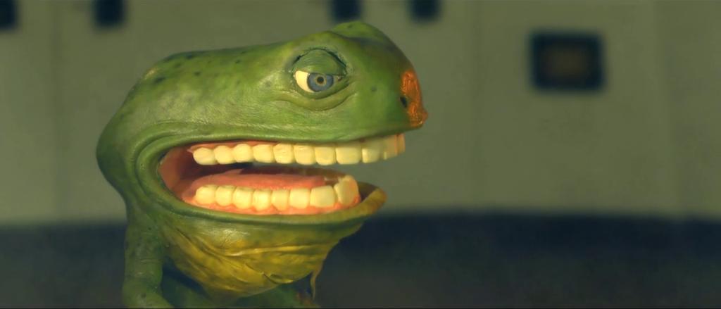 Alieno in AVGN the movie