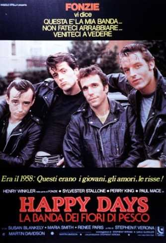 HAPPY DAYS - IL FILM