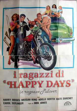 i ragazzi di happy days