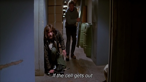 The Thing - Le sue cellule si diffondono