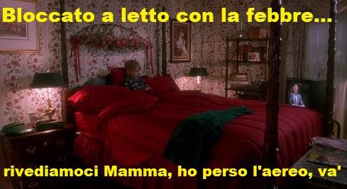 Vignetta di introduzione alla recensione dell'adattamento e doppiaggio italiano di Mamma ho perso l'aereo.