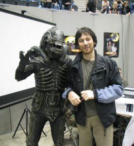 Evit e un alieno della serie Aliens