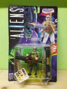 Action figure di bishop dai giocattoli di Aliens