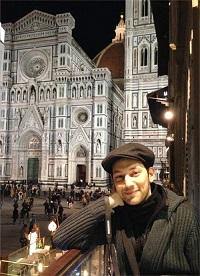 Enrico Viticci, alias Evit, autore del blog Doppiaggi Italioti