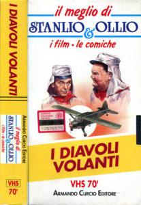 i diavoli volanti vhs curcio 1992