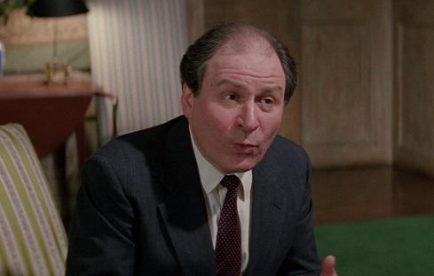 Il sindaco nel film Ghostbusters II che dice: psico-cosa?