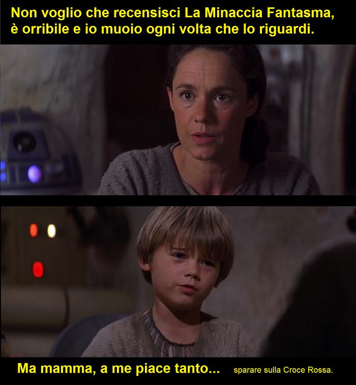 Copertina dell'articolo di doppiaggi italioti su Star Wars Episodio 1 - La minaccia fantasma