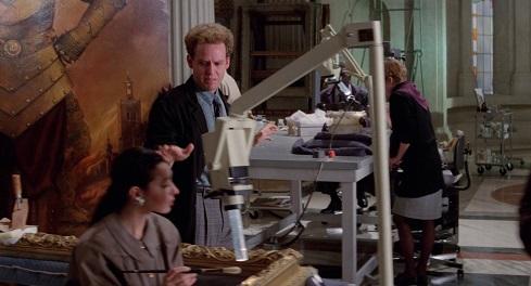 """Scena da Ghostbusters 2: Janosh dice """"tutto ciò che tu fa è male"""""""