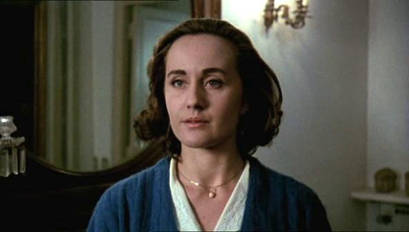 Daniela De Silva nel film Il caso Moro, 1986