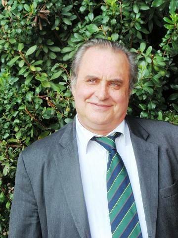 Foto di Carlo Marini, doppiatore e direttore di doppiaggio