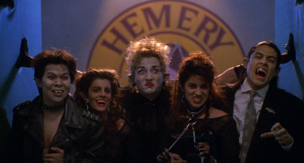 Vampiri nel film Buffy l'ammazzavampiri