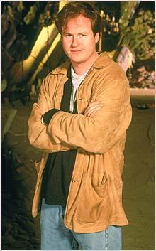 Sceneggiatore Joss Whedon da giovane