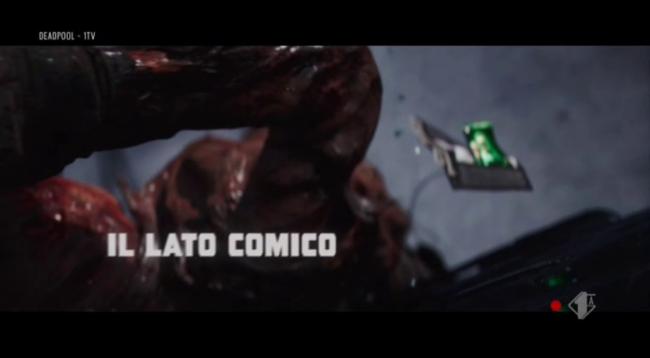 Titoli di inizio di Deadpool in italiano: Il lato comico
