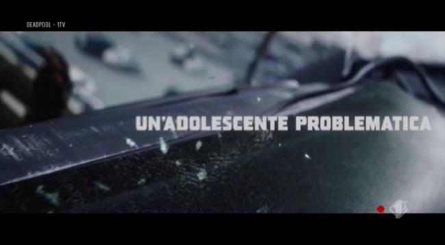 Titoli di inizio di Deadpool in italiano: un'adolescente problematica