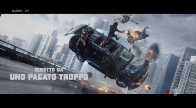 Titoli di inizio di Deadpool in italiano: diretto da uno pagato troppo