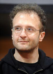 Edoardo Stoppacciaro, doppiatore al _-_Lucca Comics & Games 2015