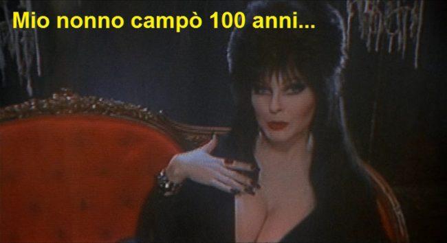 Show televisivo di Elvira
