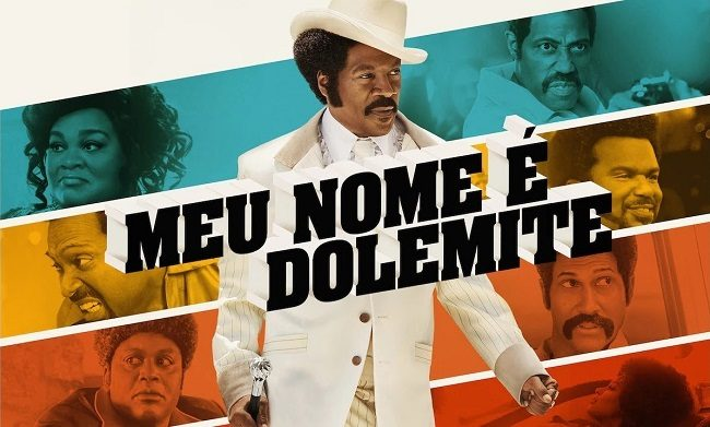 Dolemite is my name poster brasiliano