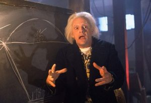 Doc Brown spiega le linee temporali alternative in Ritorno al futuro 2