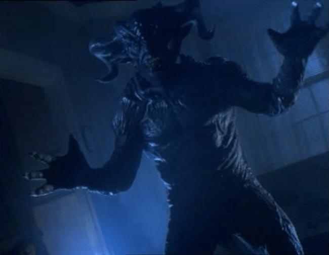 Diavolo in A letto con il demonio witchboard 3