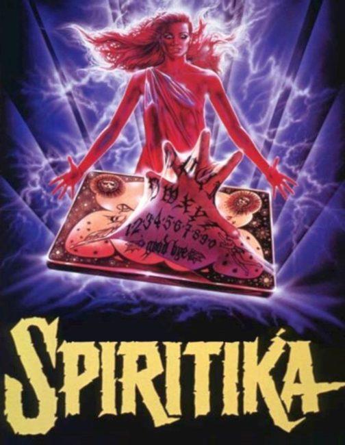 locandina italiana del film Spiritika, Witchboard