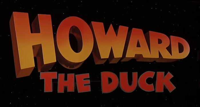 Howard e il destino del mondo titoli di inizio