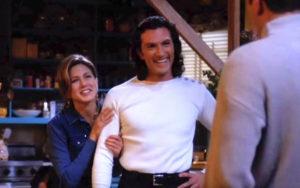 Pablo nella serie Friends che nel doppiaggio italiano è diventato Paolo