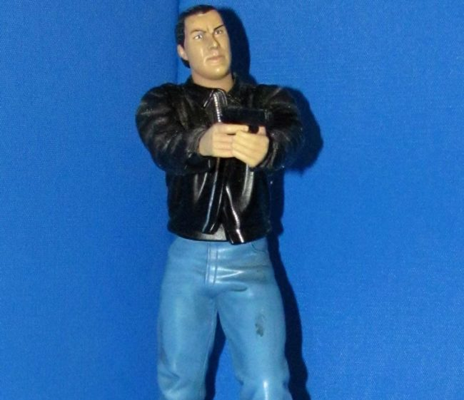 Steven Seagal action figure from Above the Law