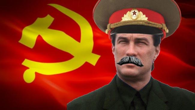 Communist Steven Seagal