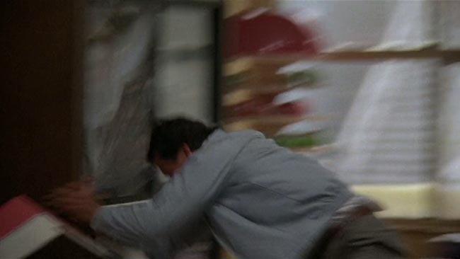 mosse di aikido di Seagal nel film Nico