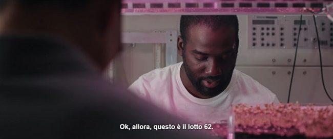 scena dal film Estraneo a bordo dove qualcuno pronuncia batch in modo errato nel doppiaggio italiano mentre nei sottotitoli è tradotto come lotto