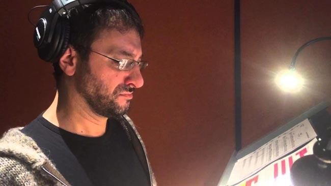 Foto del doppiatore Claudio Moneta