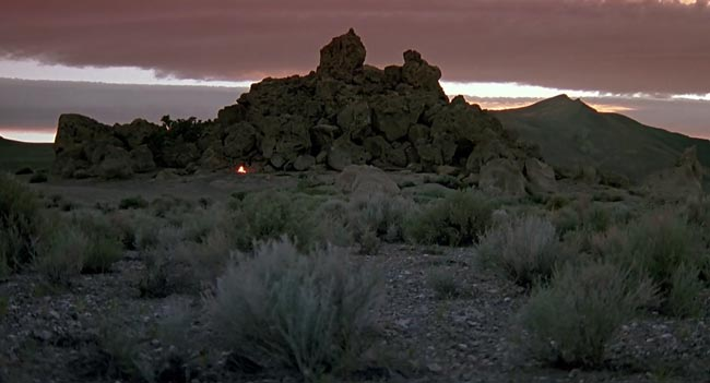 Goblin Valley dal film Il piccolo grande mago dei videogames