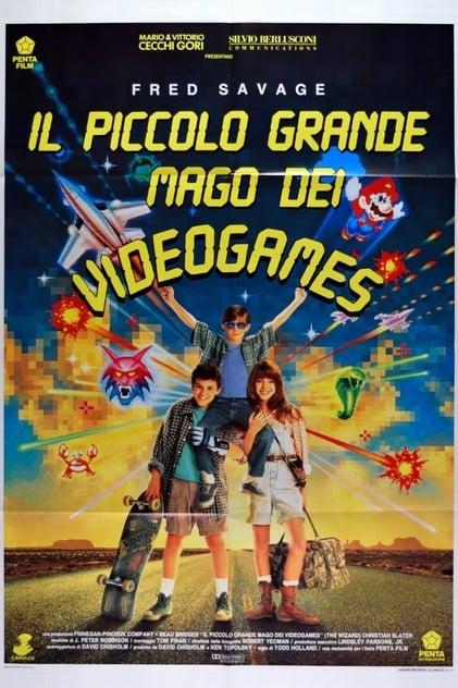 Locandina del film Il piccolo grande mago dei videogames