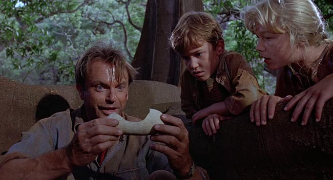 Life found a way nella versione italiana dal doppiaggio di Jurassic Park