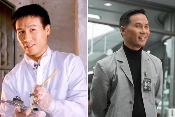 dr henry wu in Jurassic Park e Jurassic World
