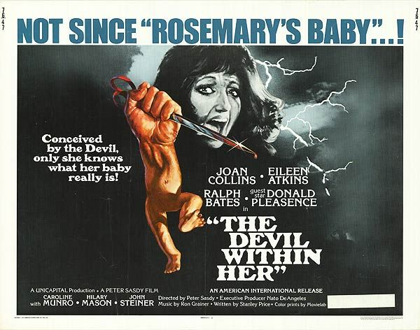 Locandina di The Devil Within Her